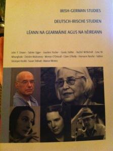 Selected Irish German Biographies