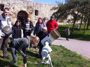 Kalamegdon_Telescope_Solar_Eclipse