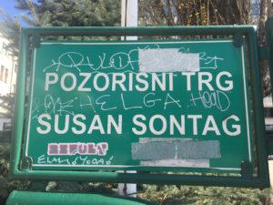 Sarajvo_Susan_Sontag_Square